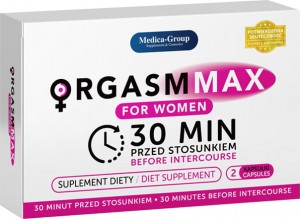 Tabletki Orgasm Max For Women