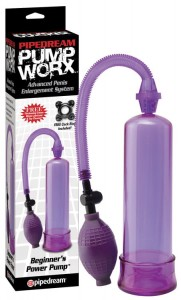 Pump Worx Beginner's Power Pump Purple