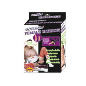Strap-On Ultra Female Harness Strap-On